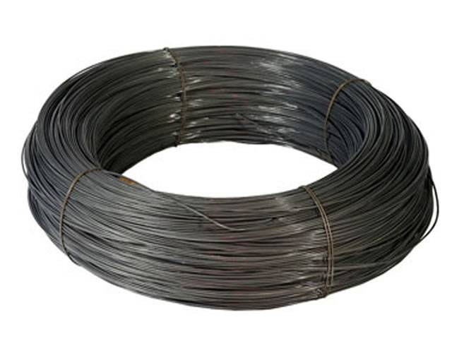 Binding wire for packing and construction industry bale wire ties galvanised annealed or epoxy coated greentooth Gallery