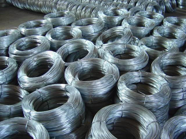 Binding Wire with Galvanized, Stainless Steel or PVC Coated