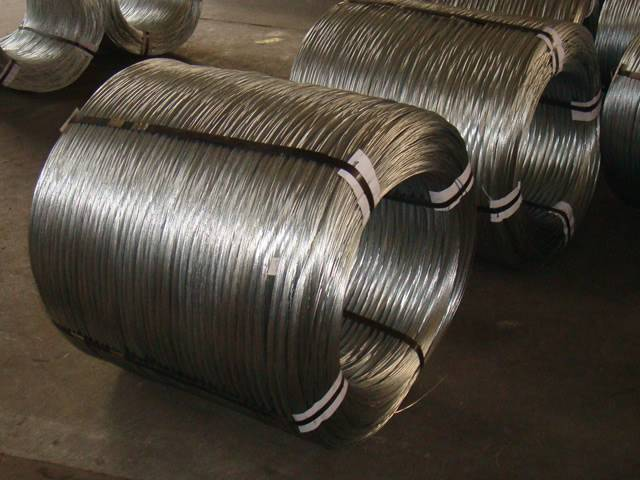 Low Carbon Steel Wire General Purpose Wire For Frameworks