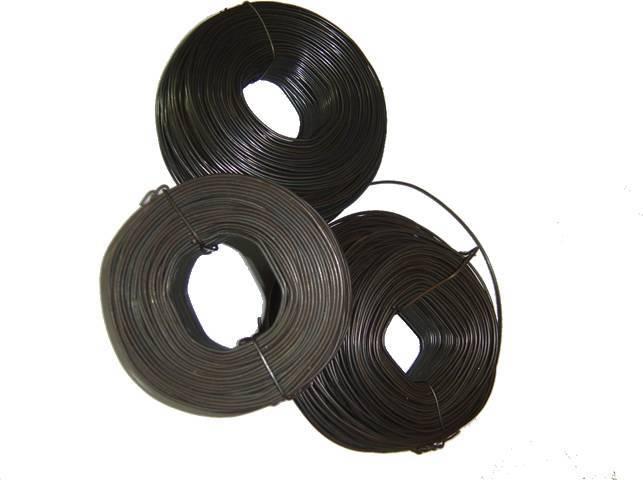 Rebar Tie Wire - PVC Coated, Black Annealed, Galvanized